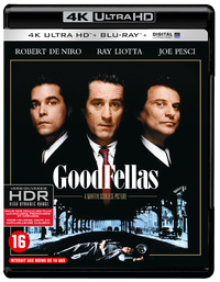 Goodfellas (4K Ultra HD En Blu-Ray)-4K Blu-Ray