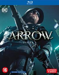 Arrow - Seizoen 5-Blu-Ray