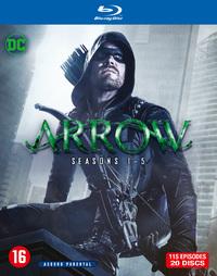 Arrow - Seizoen 1-5-Blu-Ray