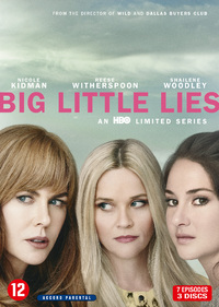 Big Little Lies - Seizoen 1-DVD