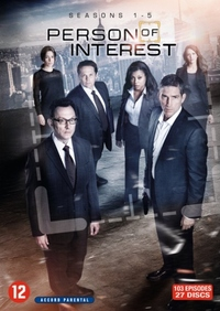 Person Of Interest - Seizoen 1-5-DVD