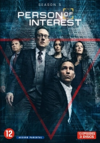 Person Of Interest - Seizoen 5-DVD