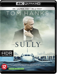 Sully (4K Ultra HD En Blu-Ray)-4K Blu-Ray