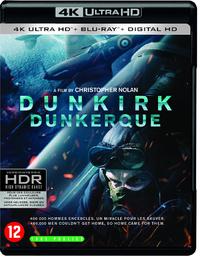 Dunkirk-4K Blu-Ray