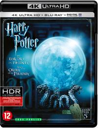 Harry Potter 5 - De Orde Van De Feniks-4K Blu-Ray