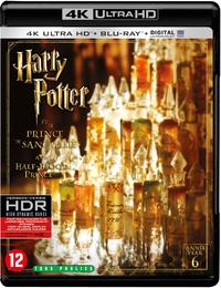Harry Potter 6 - De Halfbloed Prins-4K Blu-Ray