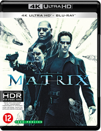 The Matrix (4K Ultra HD En Blu-Ray)-4K Blu-Ray