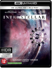 Interstellar (4K Ultra HD En Blu-Ray)-4K Blu-Ray