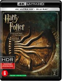 Harry Potter 2 - De Geheime Kamer (4K Ultra HD En Blu-Ray)-4K Blu-Ray