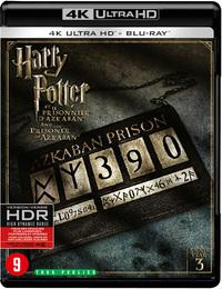 Harry Potter 3 - De Gevangene Van Azkaban (4K Ultra HD En Blu-Ray)-4K Blu-Ray