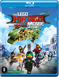 The Lego Ninjago Movie-Blu-Ray