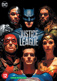 Justice League-DVD
