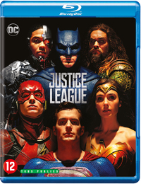 Justice League-Blu-Ray