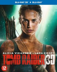 Tomb Raider (2018) (3D En 2D Blu-Ray)-3D Blu-Ray