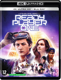Ready Player One (4K Ultra HD Blu-Ray)-4K Blu-Ray
