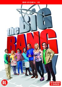 The Big Bang Theory - S10 DVD-DVD
