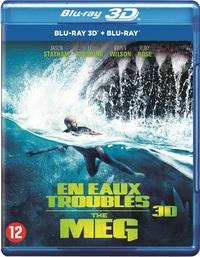 The Meg (3D En 2D Blu-Ray)-3D Blu-Ray