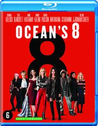 Ocean's 8-Blu-Ray