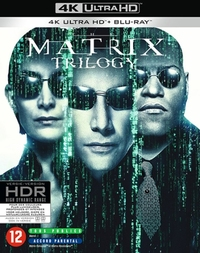 The Matrix Trilogy (4K Ultra HD + Blu-Ray)-4K Blu-Ray