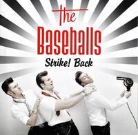 Strike! Back-The Baseballs-CD