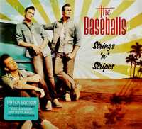 Strings 'n' Stripes (Dutch Edition)-The Baseballs-CD