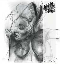 All Told-Weight Of The Tide-LP