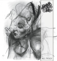 All Told-Weight Of The Tide-CD