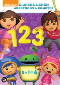 Nick Junior - 123 Cijfers Leren-DVD