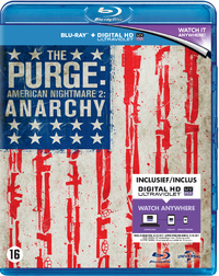 The Purge 2: Anarchy-Blu-Ray