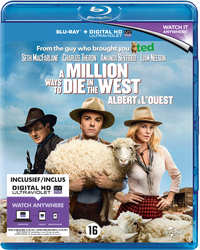 A Million Ways To Die In The West-Blu-Ray
