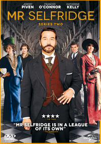 Mr Selfridge - Seizoen 2-DVD