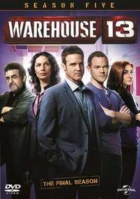 Warehouse 13 - Seizoen 5-DVD