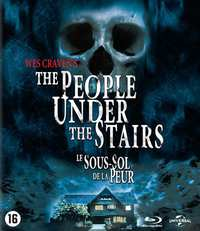 People Under The Stairs-Blu-Ray