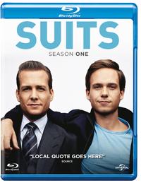 Suits - Seizoen 1-Blu-Ray