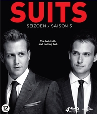 Suits - Seizoen 3-Blu-Ray