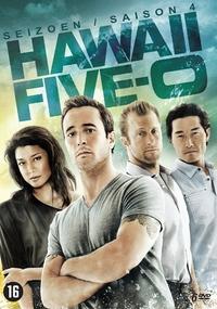 Hawaii Five-0 - Seizoen 4-DVD