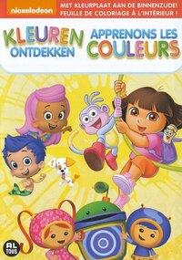 Nick Junior - Kleuren Ontdekken-DVD