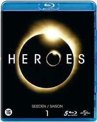 Heroes - Seizoen 1-Blu-Ray