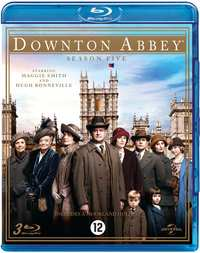 Downton Abbey - Seizoen 5-Blu-Ray
