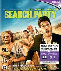 Search Party-Blu-Ray