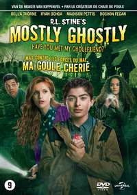 R.L. Stine's Mostly Ghostly - Have You Met My Ghoulfriend?-DVD