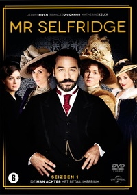 Mr Selfridge - Seizoen 1-DVD