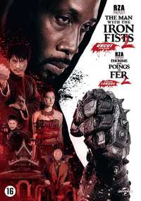 Man With The Iron Fist 2-DVD