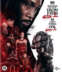 Man With The Iron Fist 2-Blu-Ray