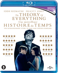 The Theory Of Everything-Blu-Ray