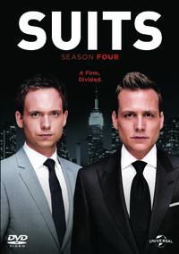 Suits - Seizoen 4-DVD