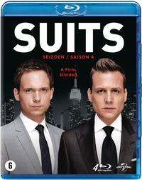 Suits - Seizoen 4-Blu-Ray