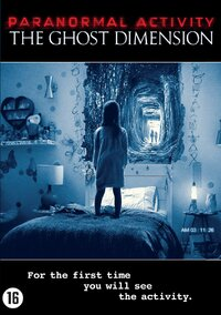 Paranormal Activity 5 - The Ghost Dimension-DVD