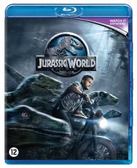 Jurassic World-Blu-Ray