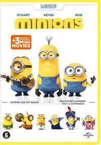 Minions-DVD